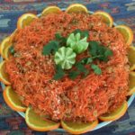 Carrot Golden Raisin Salad